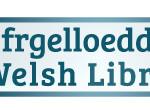 Welsh Libraries Logo Bilingual