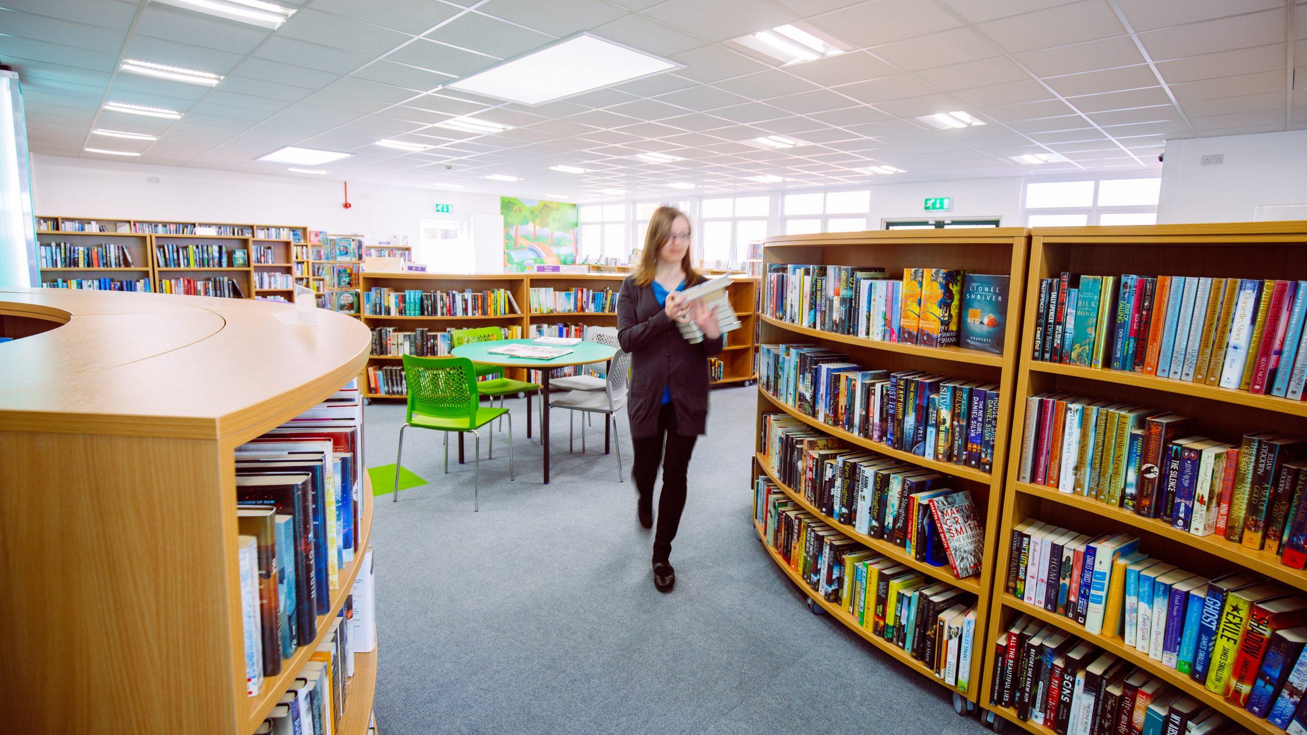Flintshire Libraries 2019