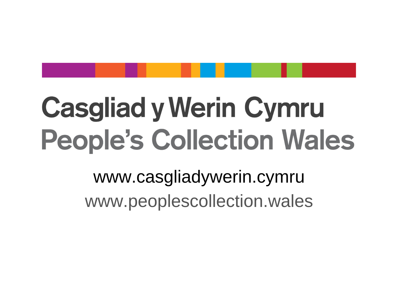 Peoples Collection Wales banner