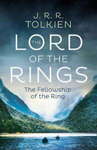 Clawr Llyfr Lord of the Rings