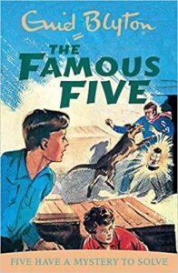 Llun Clawr The Famous Five