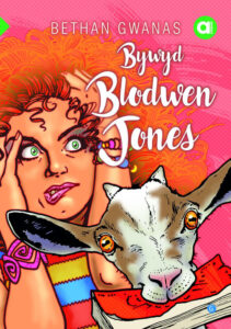 Clawr llyfr Bywyd Blodwen Jones
